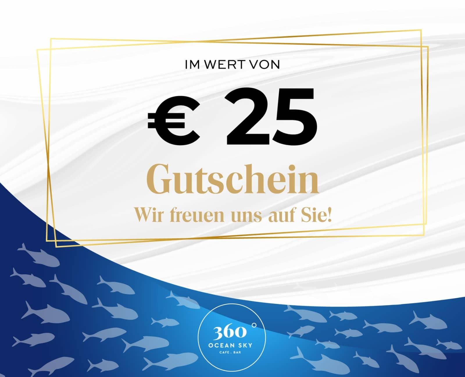 Print@Home Gutschein € 25